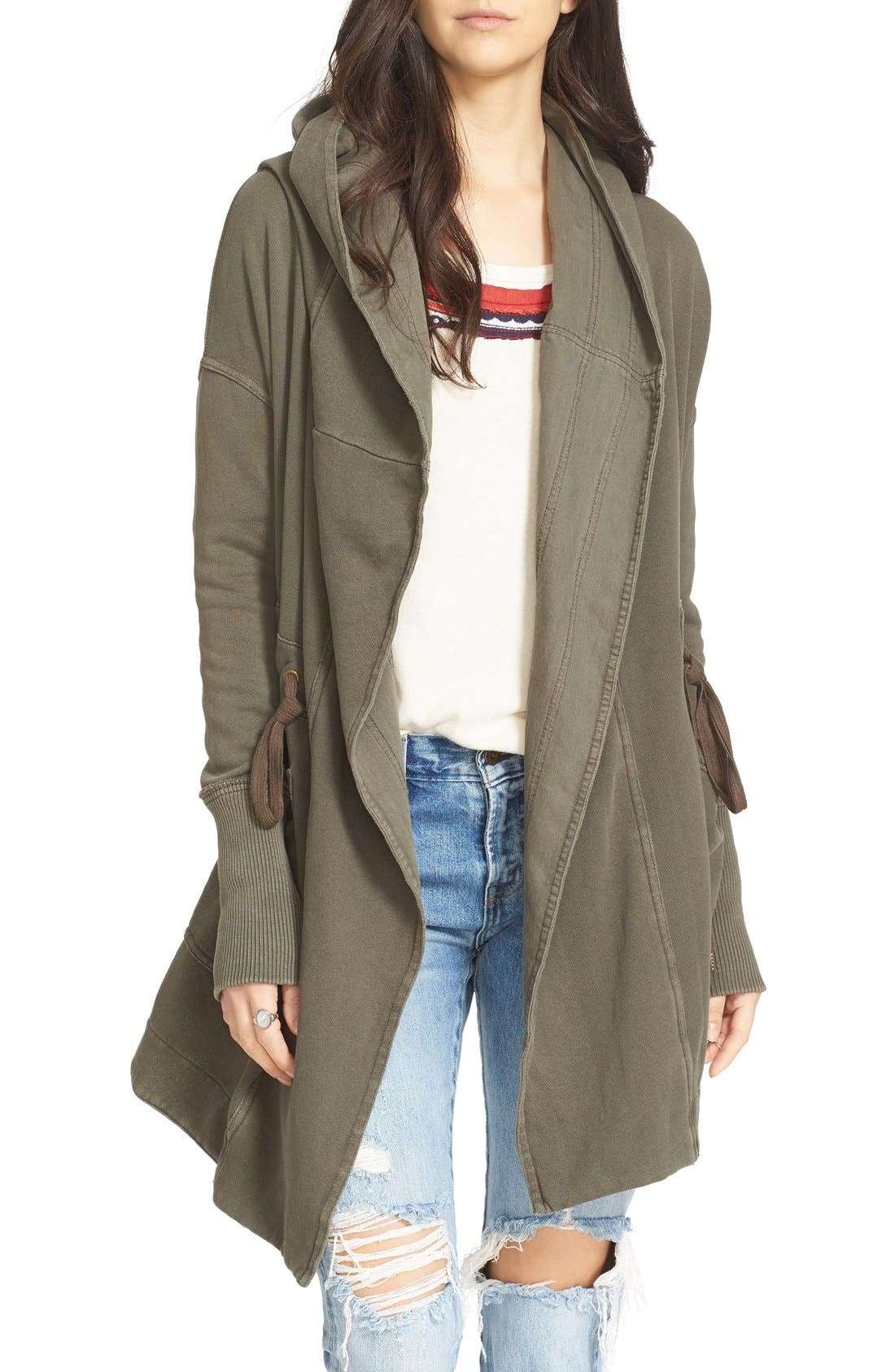 Free People Brentwood Cotton Cardigan