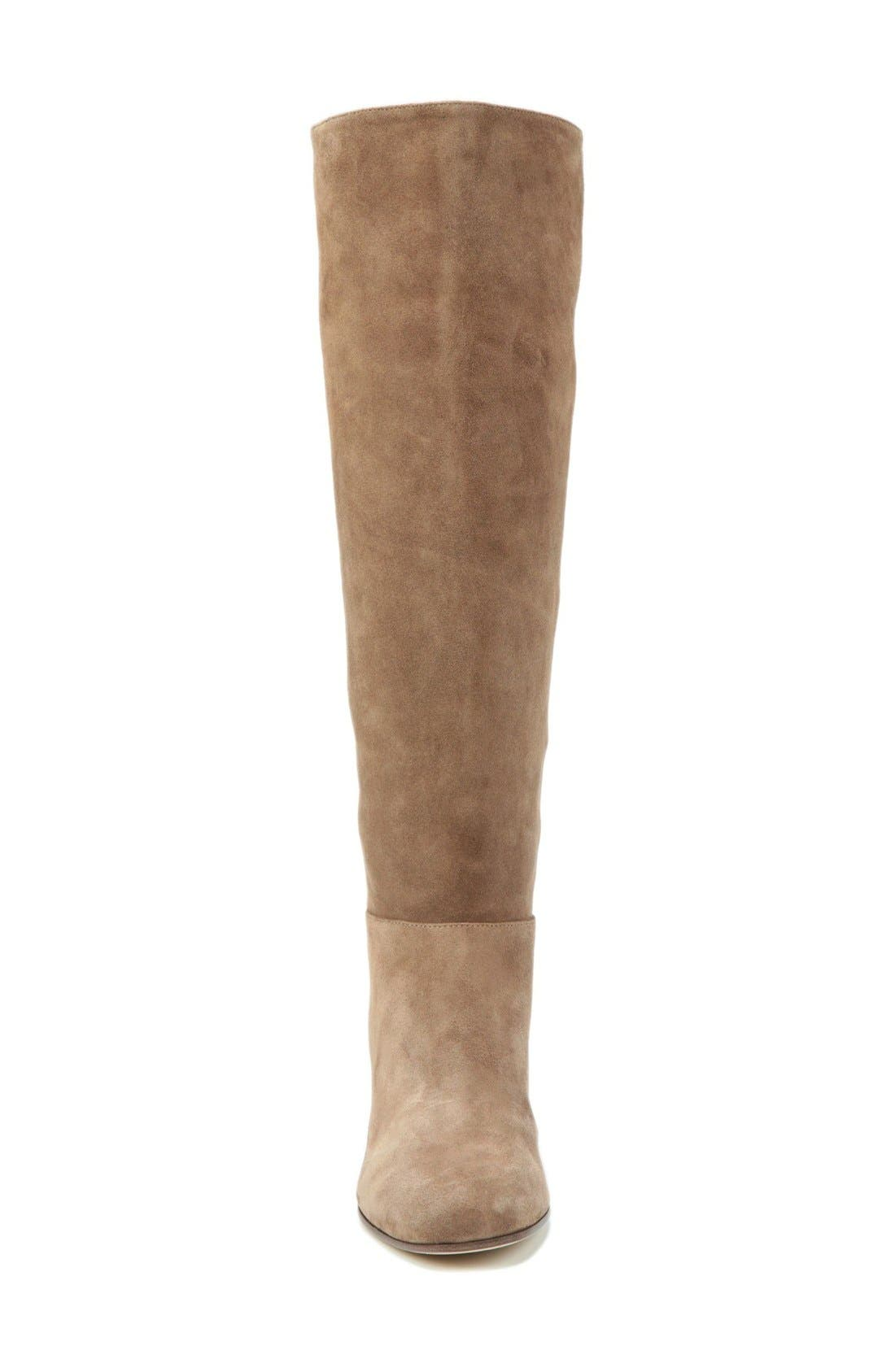 Alternate Image 3  - Via Spiga Mellie Knee High Boot (Women)