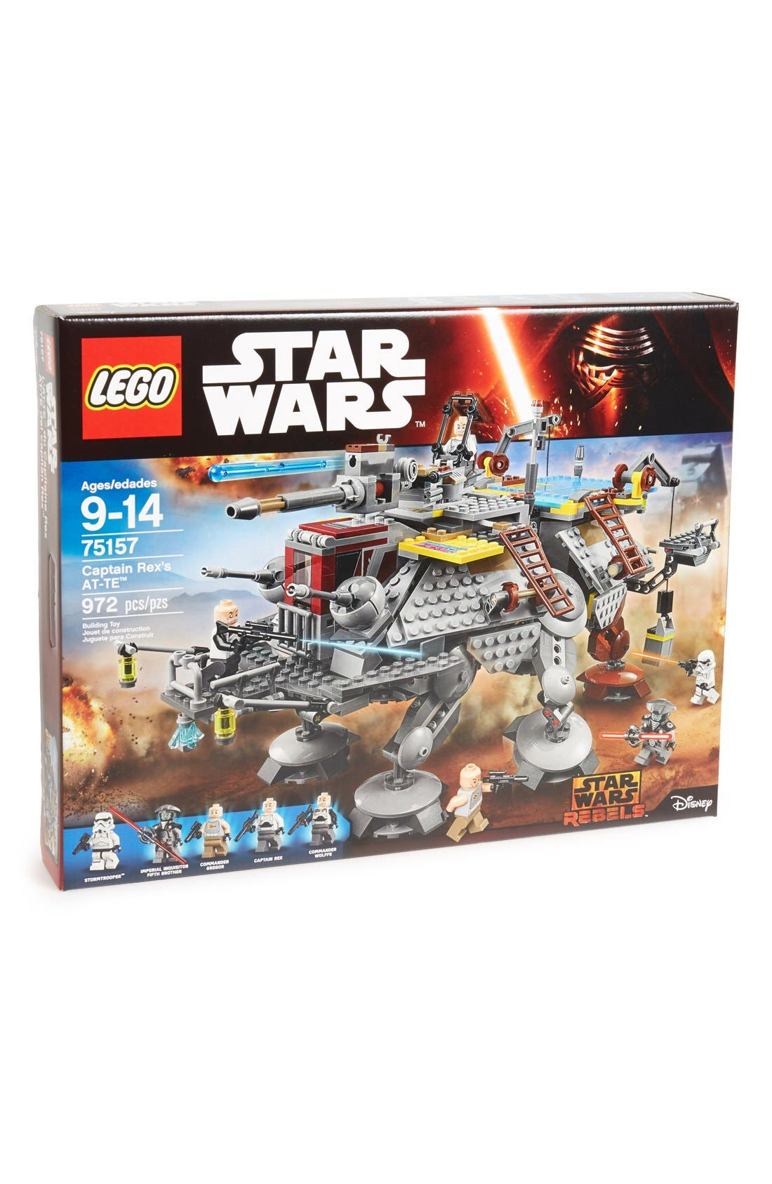 LEGO® Star Wars Captain Rex's AT-TE™ - 75157