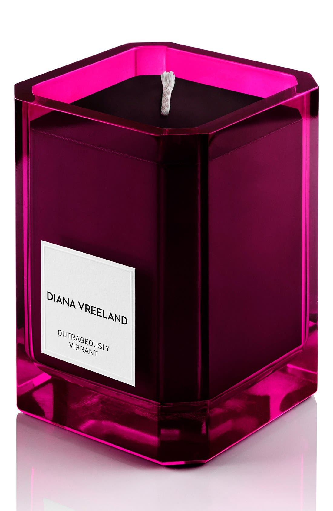 Diana Vreeland 'Outrageously Vibrant' Candle