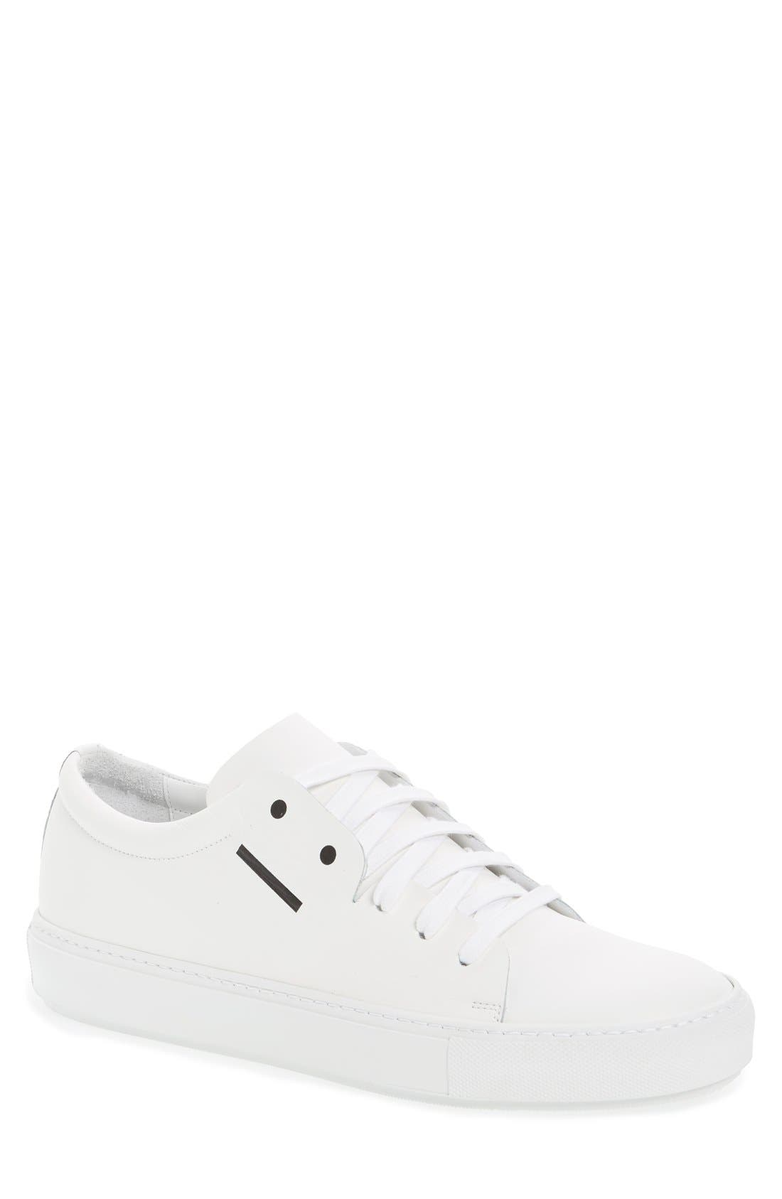 Acne 'Adrian Smiley' Sneaker (Men)