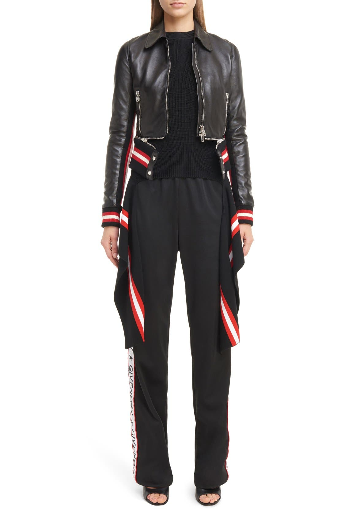 Alternate Image 7  - Givenchy Logo Track Pants