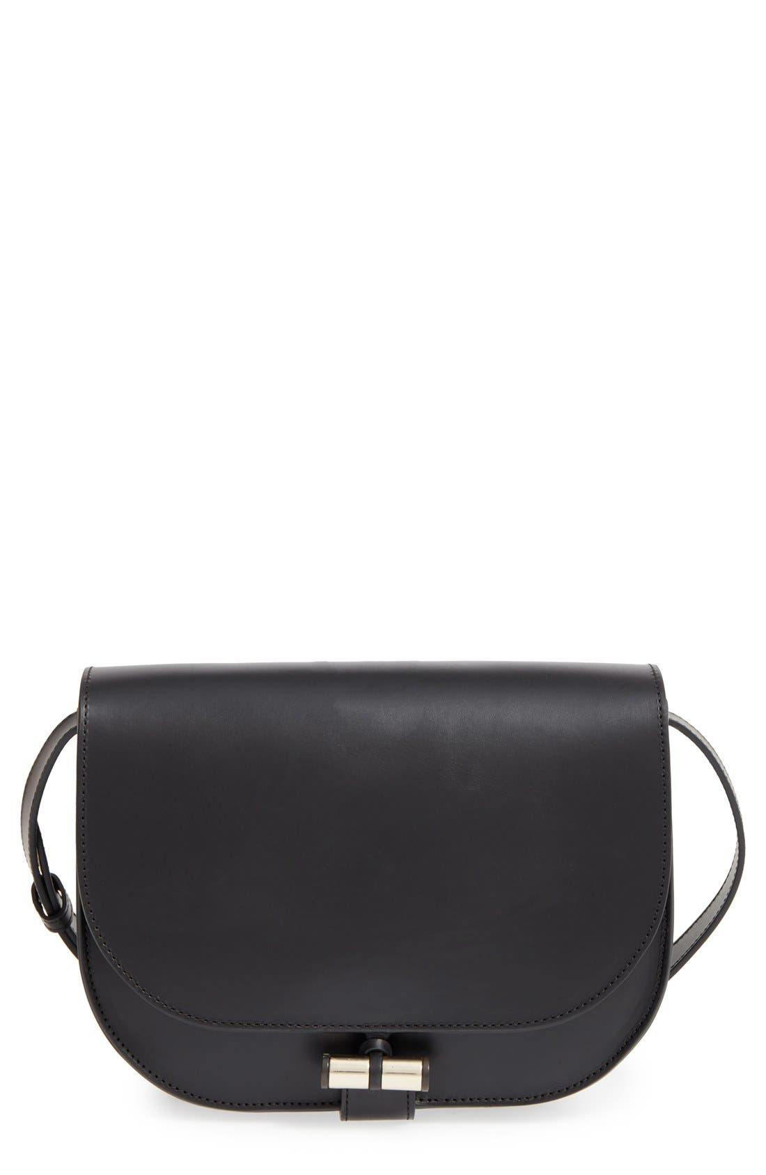 A.P.C. 'Sac June' Leather Shoulder Bag