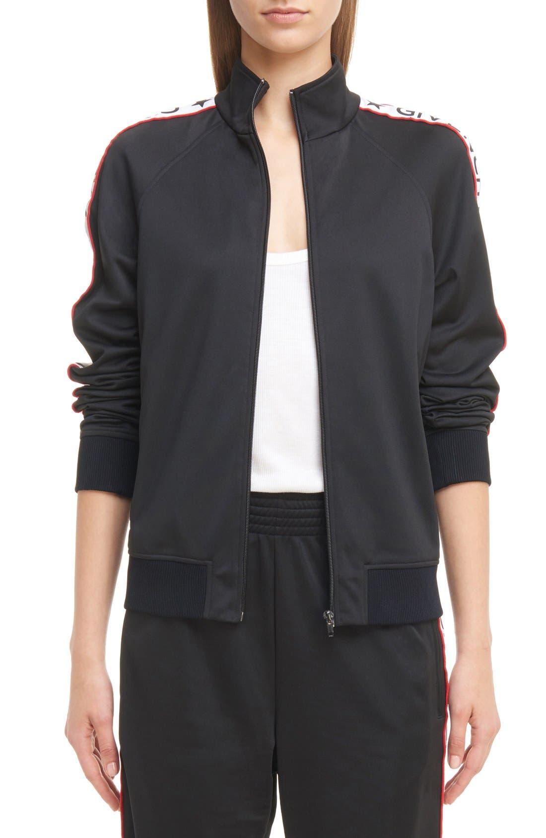Alternate Image 5  - Givenchy Logo Track Jacket
