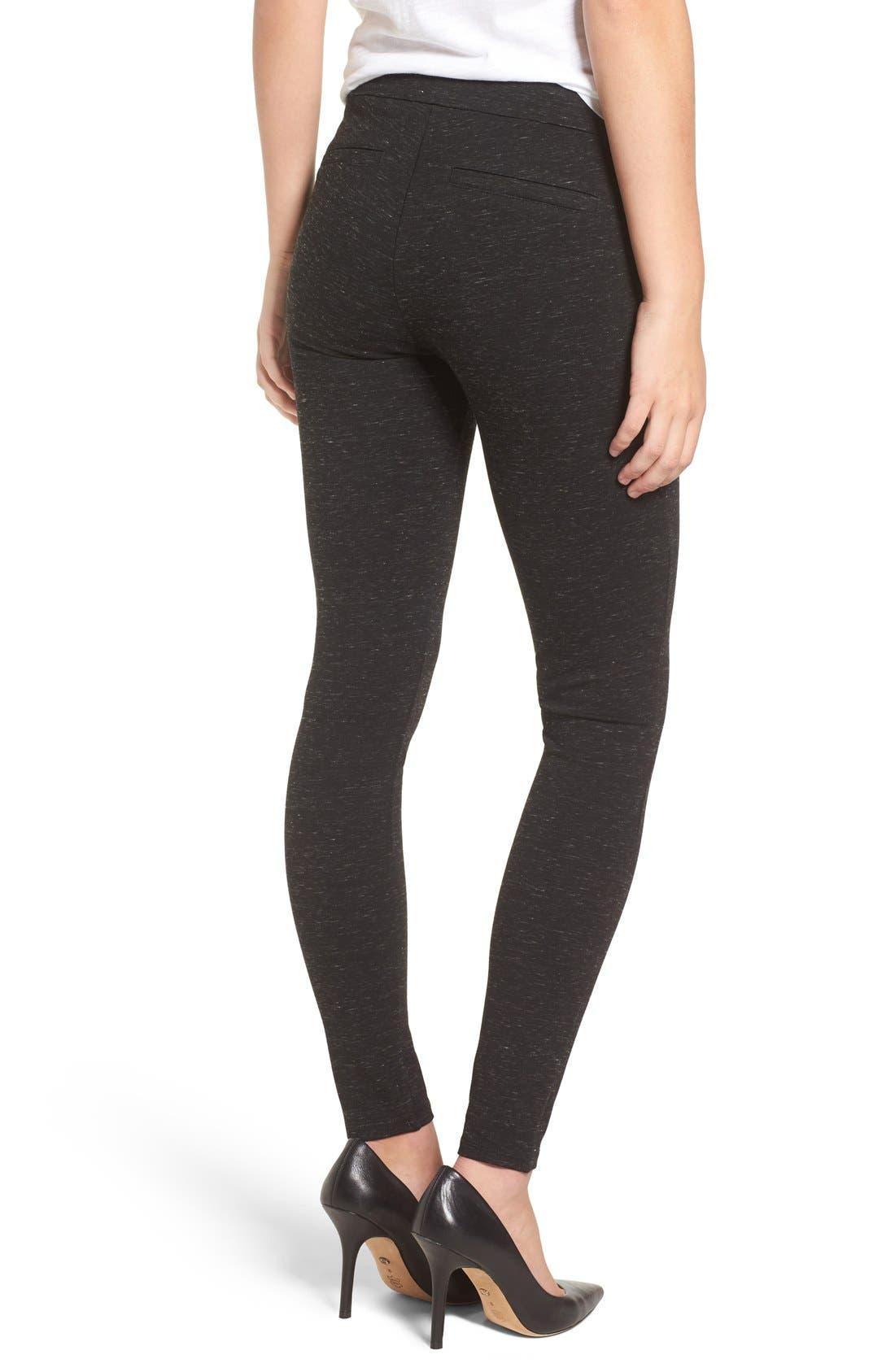 Alternate Image 2  - Wit & Wisdom Ponte Knit Pants (Regular & Petite) (Nordstrom Exclusive)