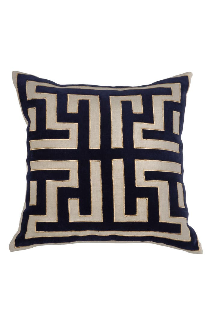 Villa home collection gavle accent pillow nordstrom for Villa home collection pillows