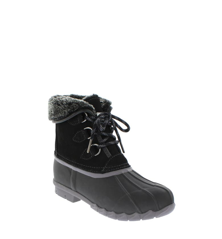 Sporto Defrost Faux Fur Lined Duck Boot Women Nordstrom