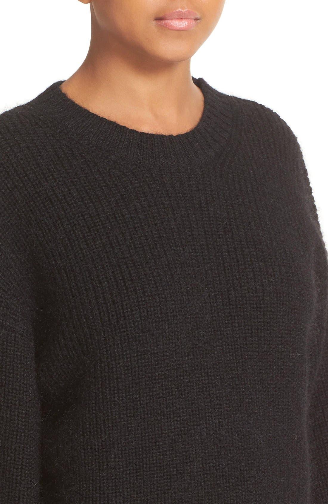Alternate Image 5  - 3.1 Phillip Lim Rib Knit Wool Blend Sweater