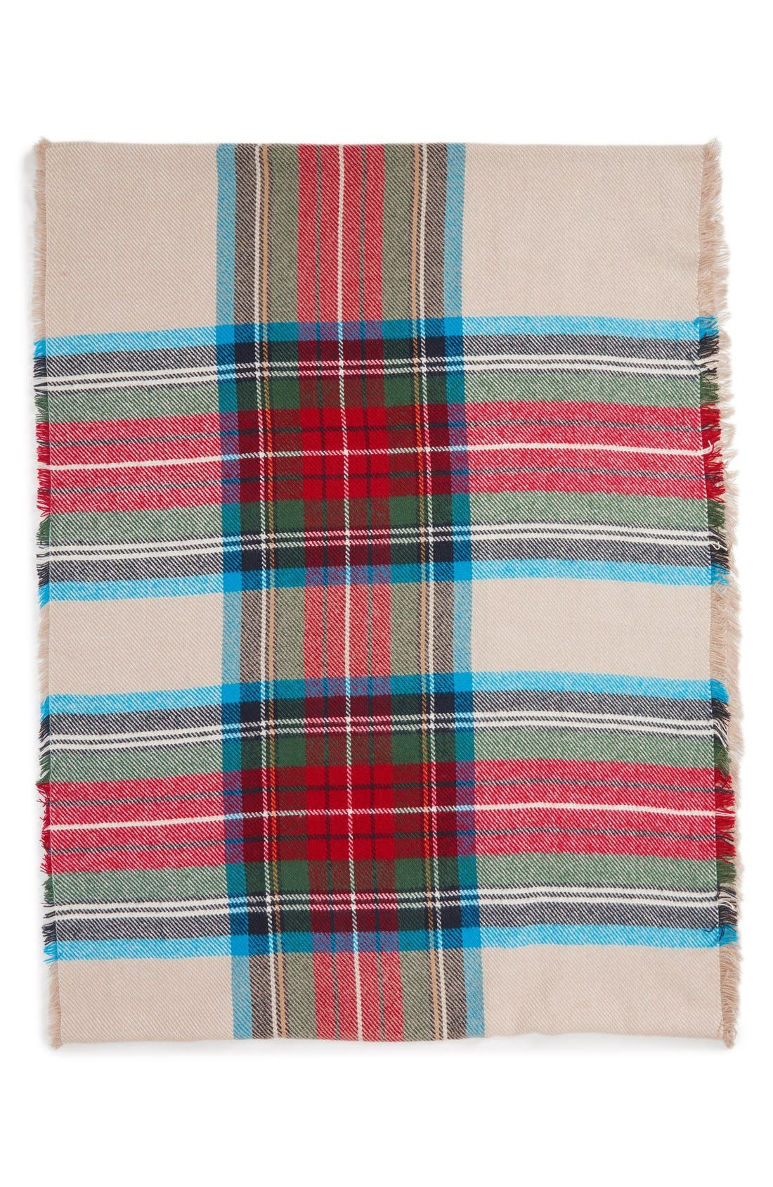 Alternate Image 2  - BP. 'Heritage' Plaid Infinity Scarf
