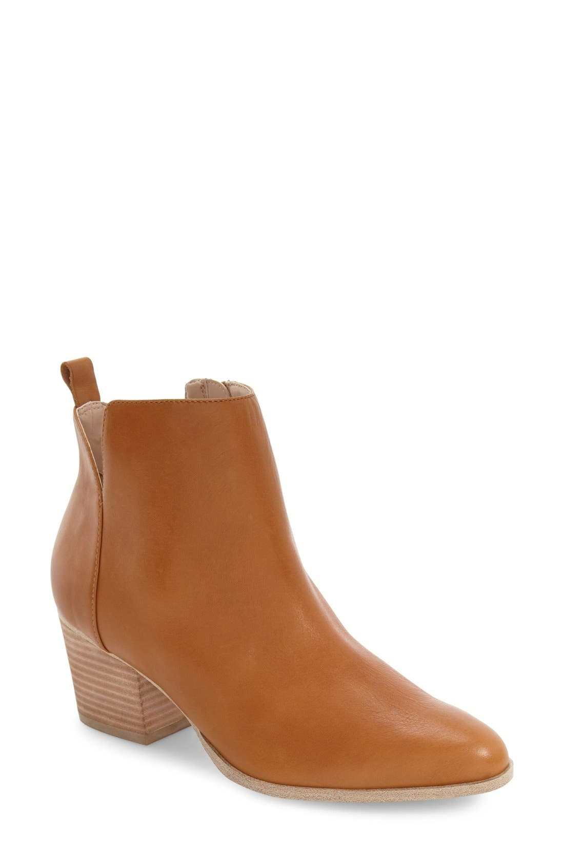 Alternate Image 1 Selected - Sole Society Bowie Bootie (Women)