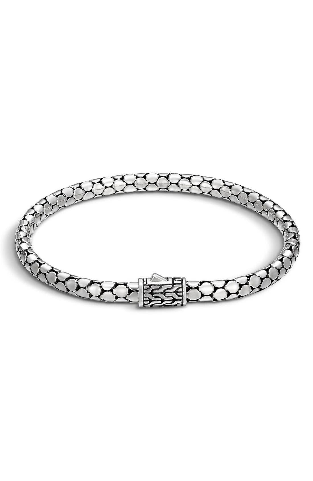 Alternate Image 1 Selected - John Hardy Dot Chain Bracelet