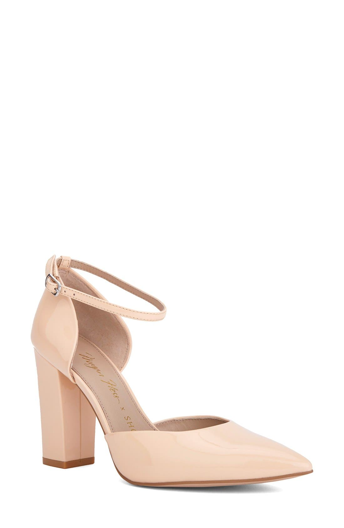 Main Image - Shoes of Prey x Megan Hess Fleur-de-lis Collection Pump (Women)