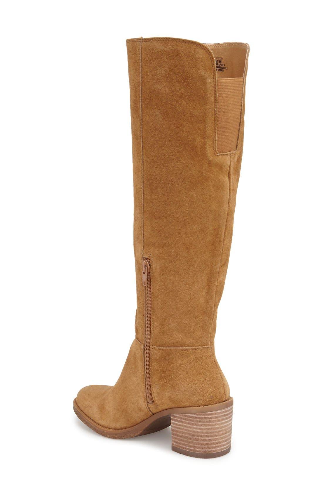 Alternate Image 2  - Lucky Brand Ritten Tall Boot (Women)