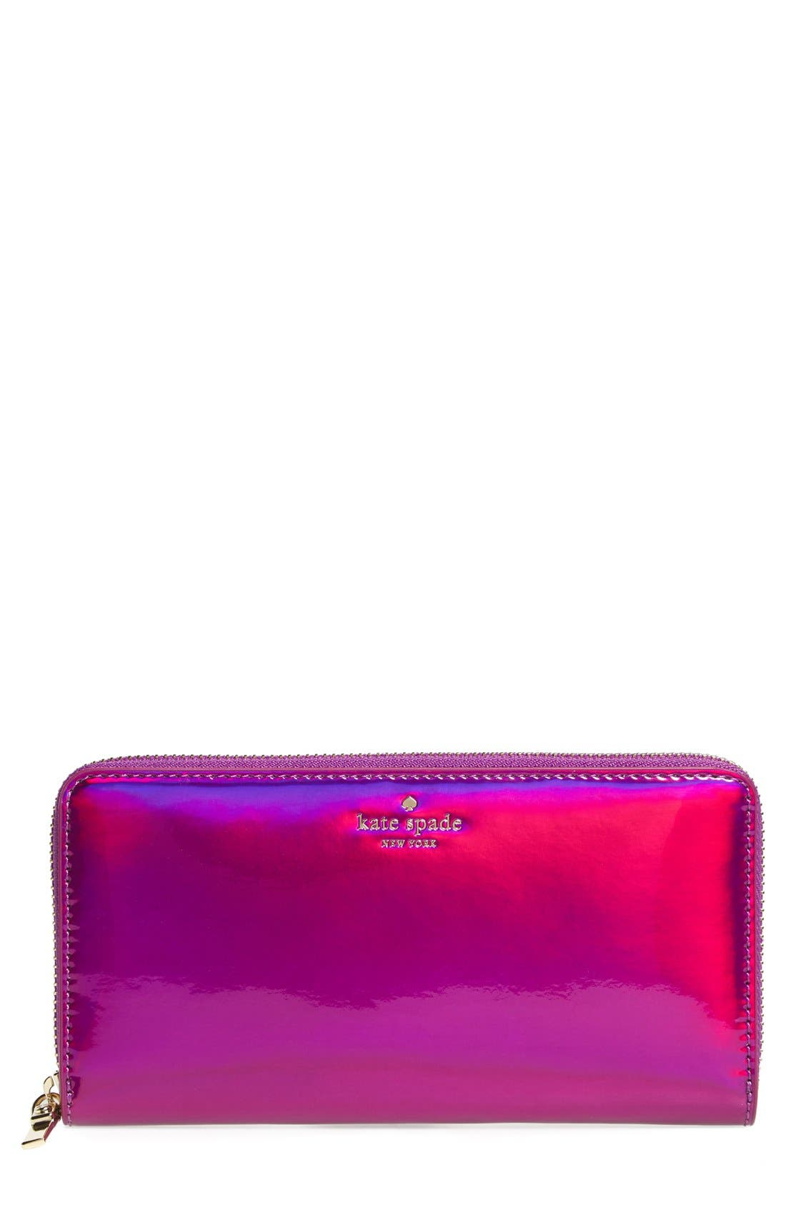 Alternate Image 1 Selected - kate spade new york rainer lane lacey wallet