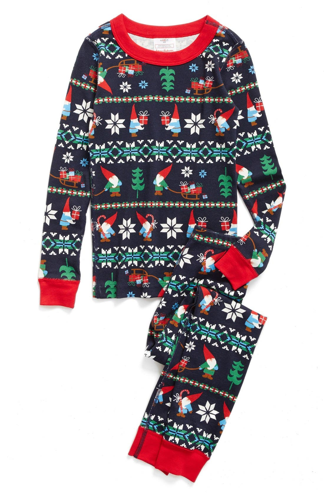 Hanna Andersson Family Gnome Fair Isle Organic Cotton ...