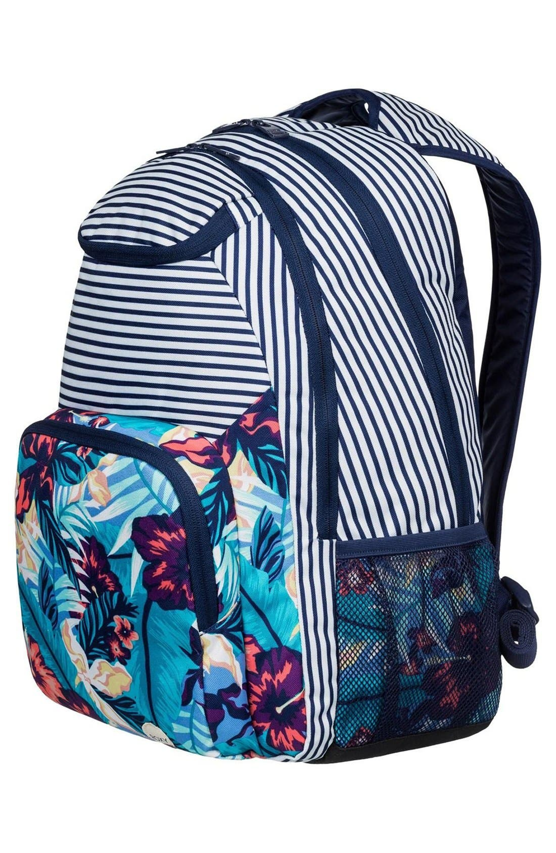 Alternate Image 6  - Roxy Shadow Swell Backpack