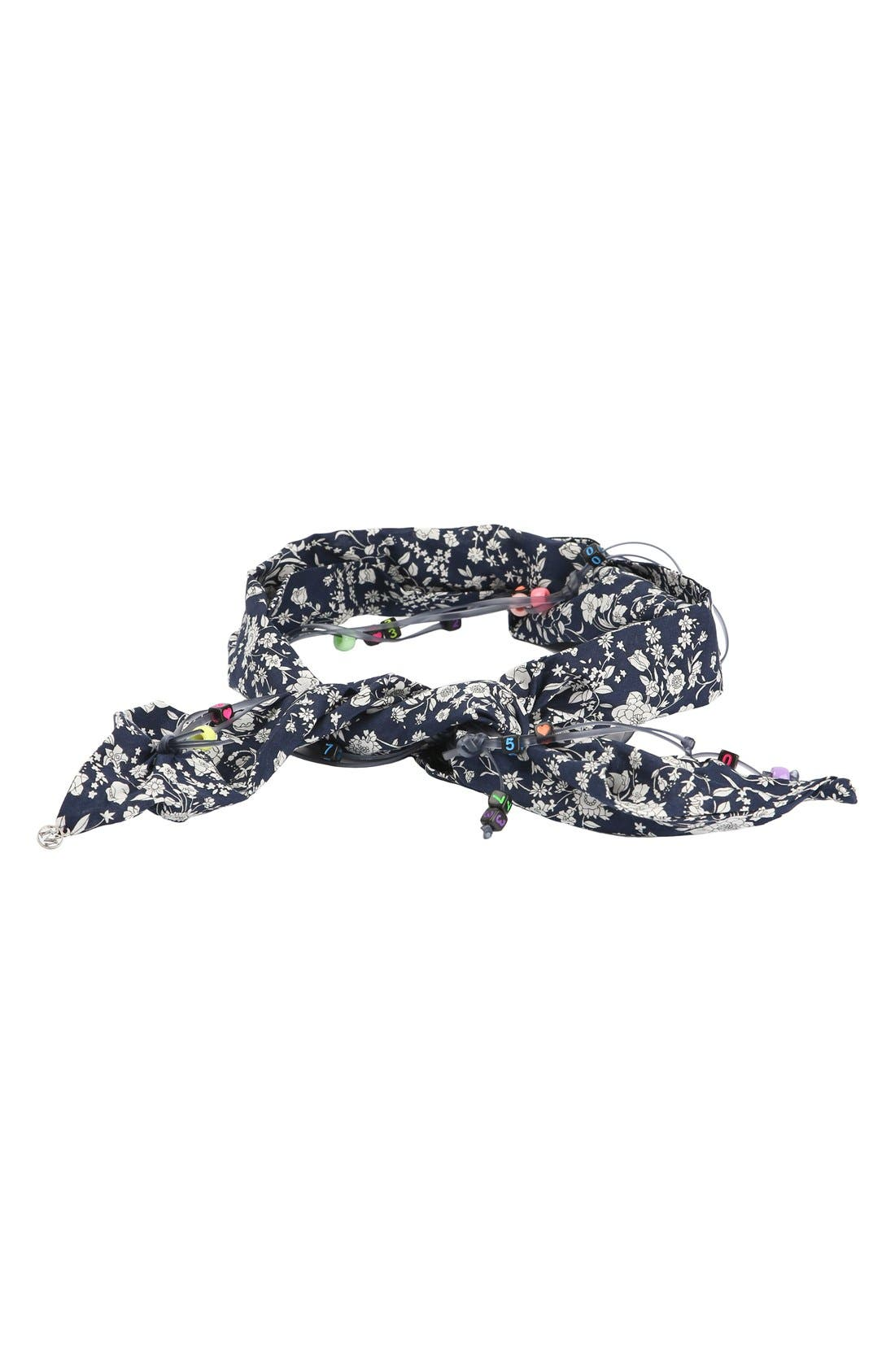 MAISON MICHEL Calie Wired Headband