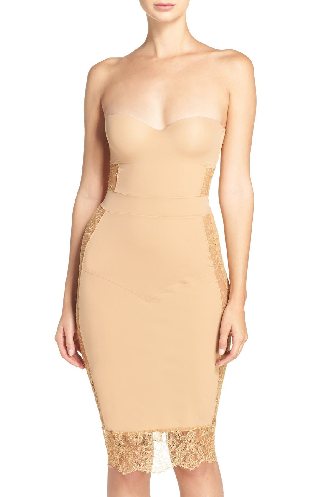 La Perla 'Allure' Convertible Underwire Shaping Slip