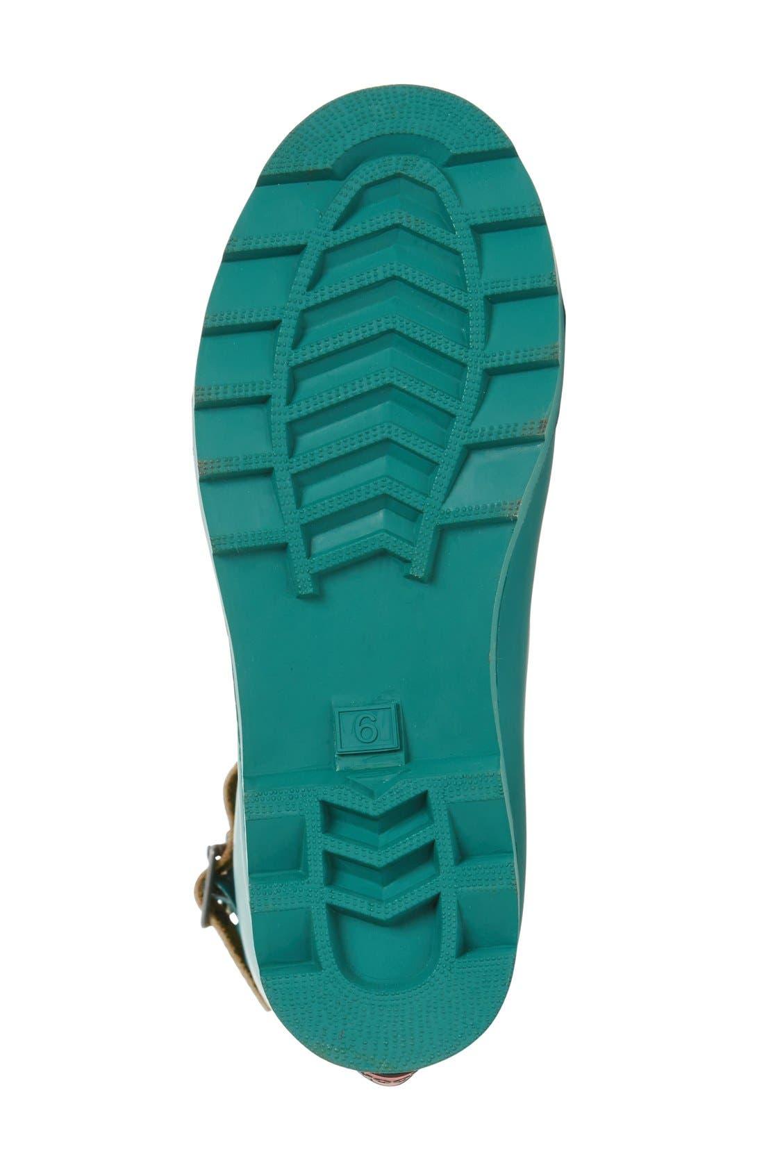 Alternate Image 4  - Chooka 'Top Solid' Rain Boot (Women)