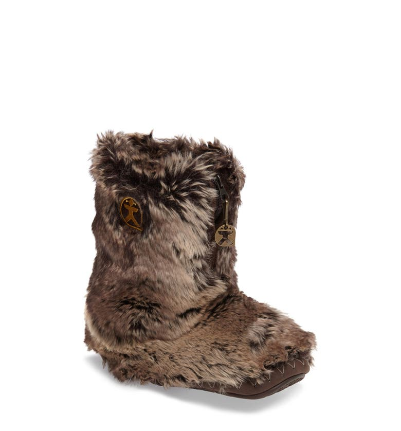 Bedroom Athletics Cole Slipper Boots Latest Bedroom Bed Bedroom Ideas Upholstered Headboard Lighting Design For Bedroom: Bedroom Athletics 'Cole' Faux Fur Slipper Boot (Women