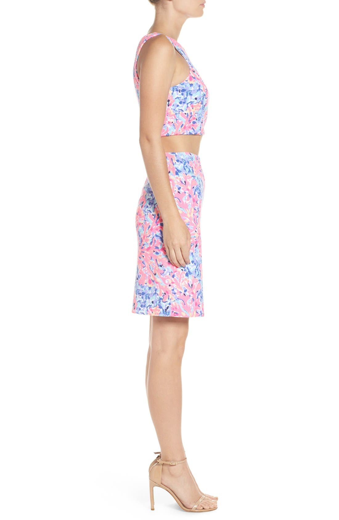 Alternate Image 4  - Lilly Pulitzer® Mallika Two-Piece Dress