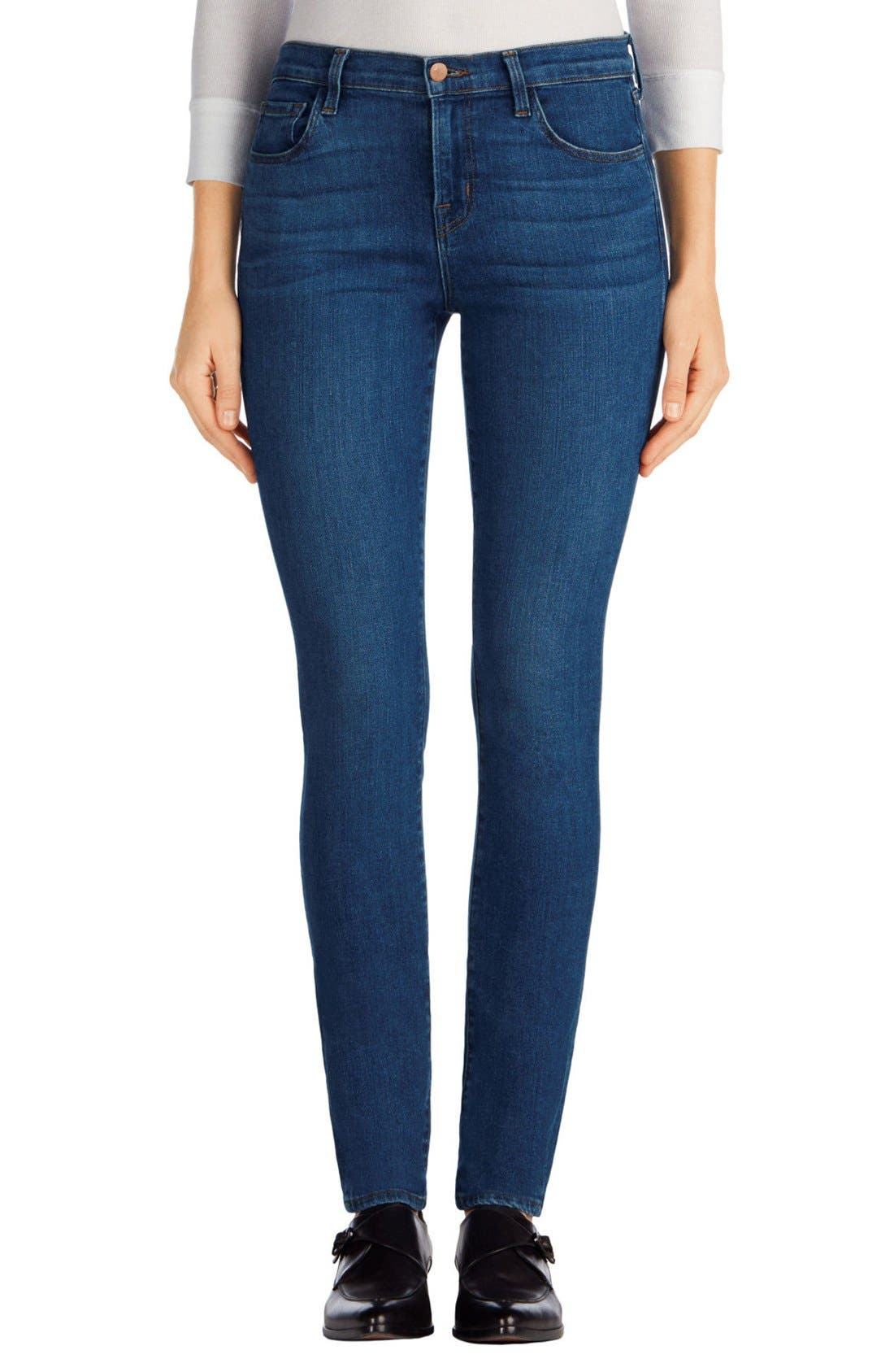 J Brand 811 Skinny Jeans (Connection)