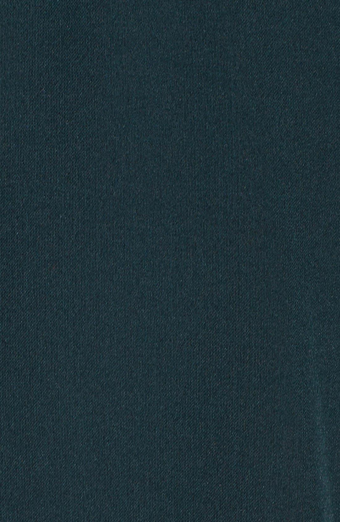 Alternate Image 6  - Eliza J Crepe Fit & Flare Dress (Regular & Petite)