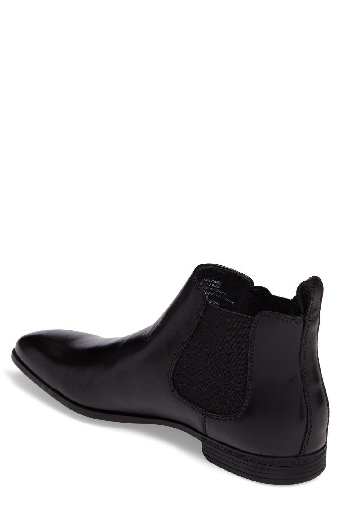 Alternate Image 2  - Calibrate 'Huntley' Chelsea Boot (Men)