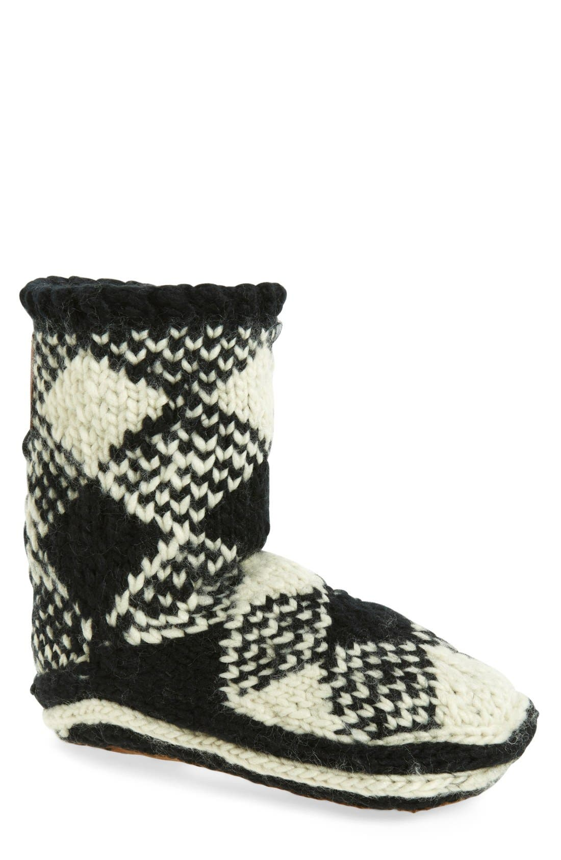 Woolrich Chalet Slipper Socks (Women)