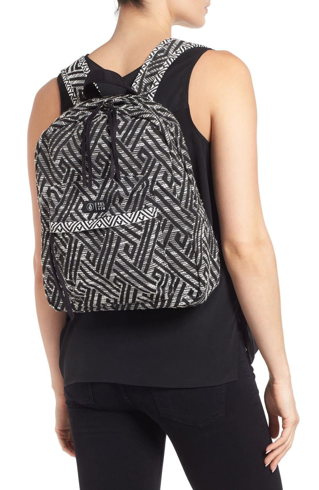Alternate Image 2  - Volcom Outta Towner Backpack