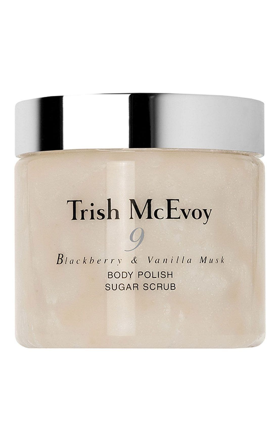 Trish McEvoy 'No. 9 Blackberry & Vanilla Musk' Body Polish Sugar Scrub