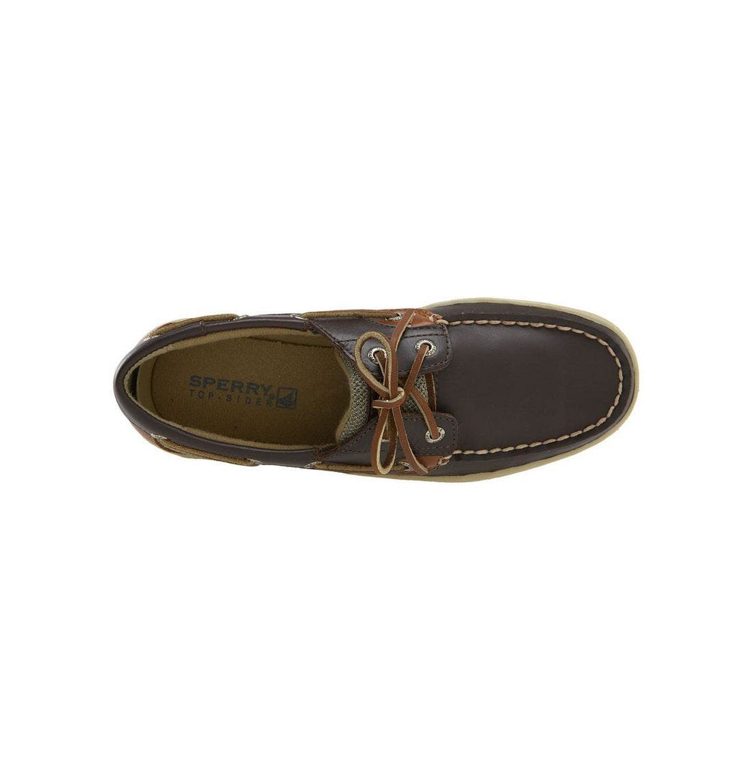 Alternate Image 2  - Sperry Kids 'Bluefish' Boat Shoe (Walker, Toddler, Little Kid & Big Kid)