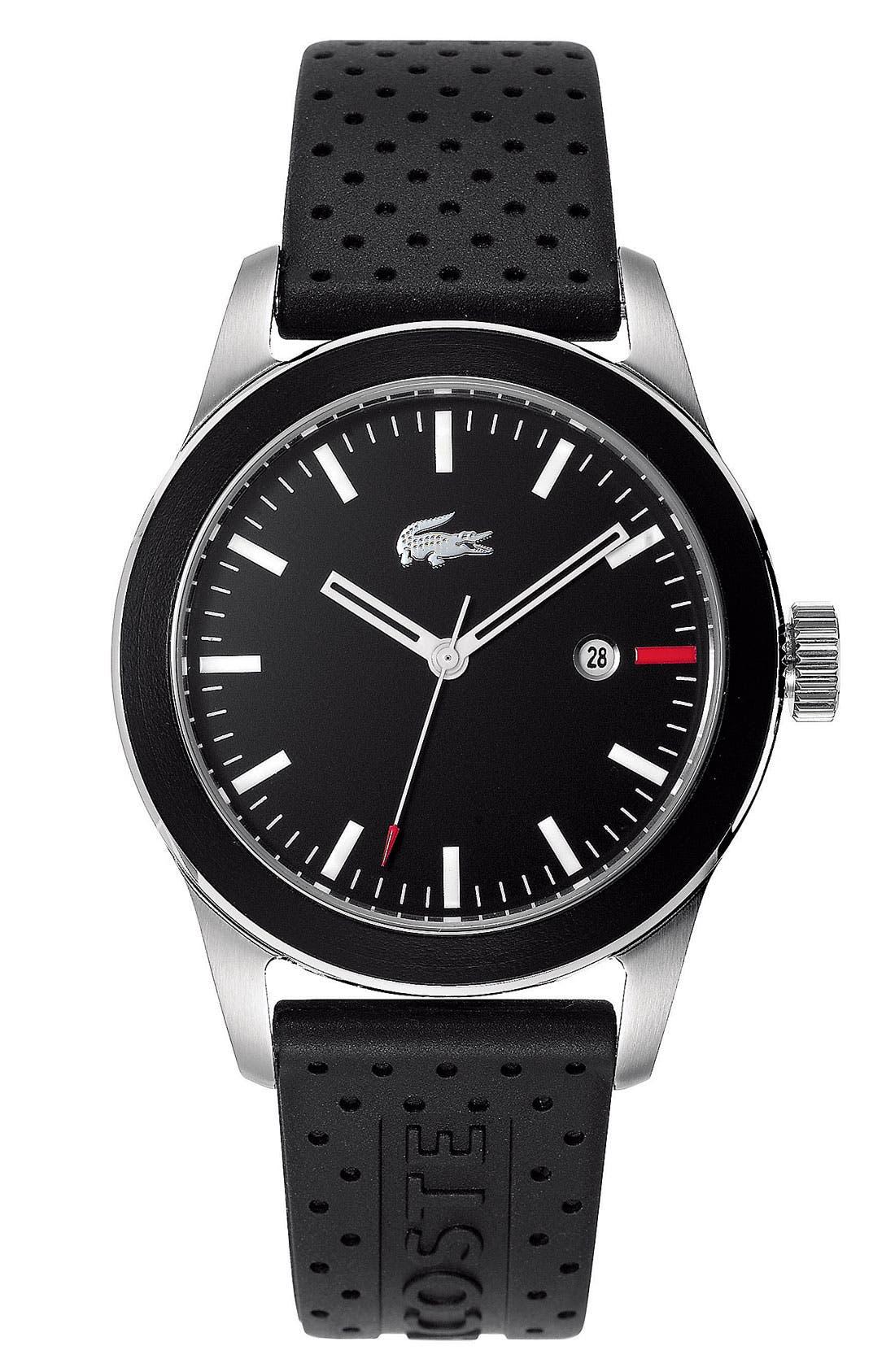 Main Image - Lacoste 'Advantage' Men's Round Watch, 42mm