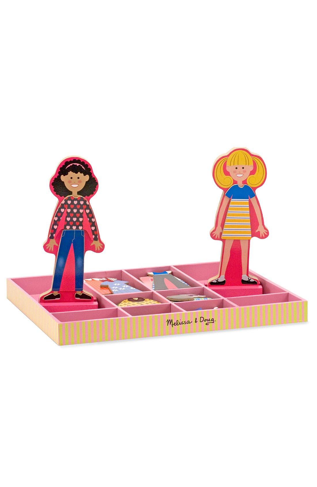 Alternate Image 2  - Melissa & Doug Magnetic Dress-Up Set