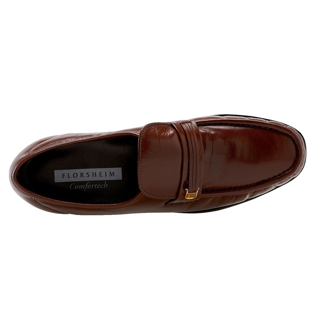 Alternate Image 2  - Florsheim 'Riva' Moccasin Slip-On