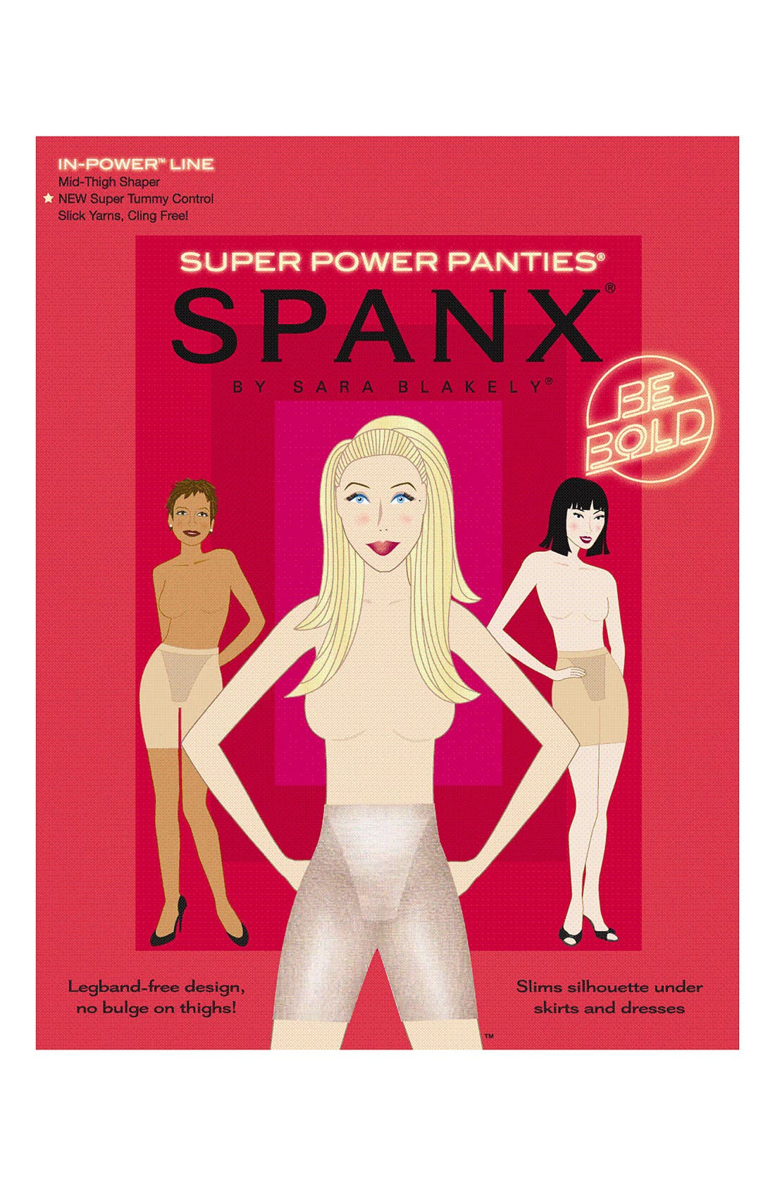 Alternate Image 4  - SPANX® 'In-Power Line' Super Power Panties Mid Thigh Shaper (Regular & Plus Size)
