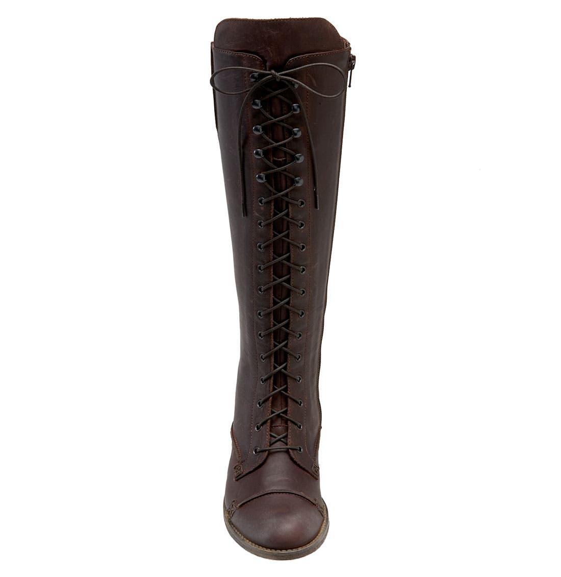 Alternate Image 3  - Charles David 'Regiment' Lace-Up Boot