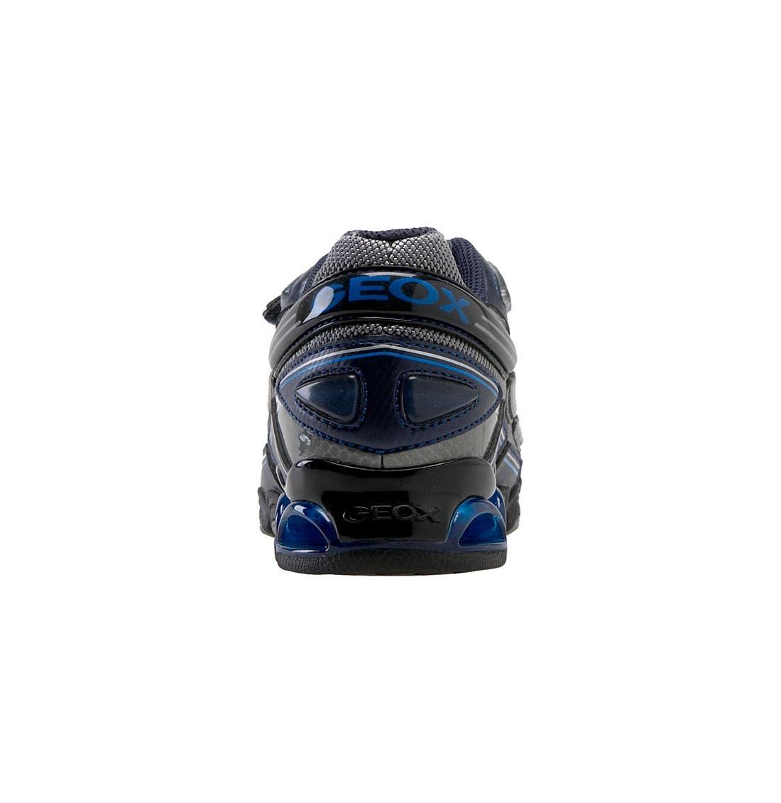 Alternate Image 4  - Geox 'Tornado' Sneaker (Toddler, Little Kid & Big Kid)