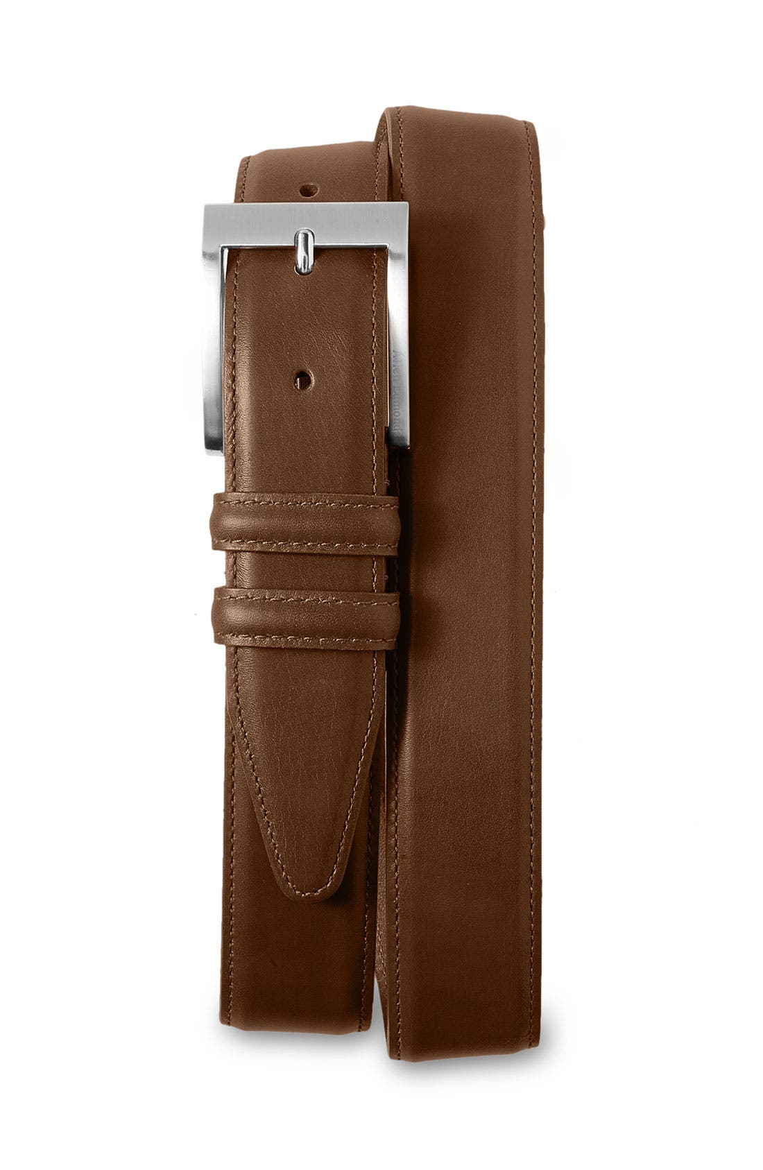 Main Image - Allen Edmonds Classic Wide Belt