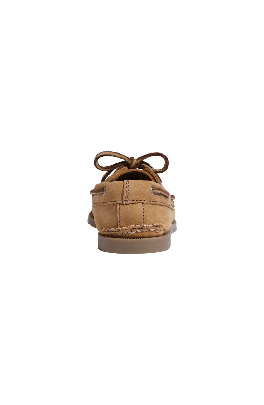 Alternate Image 4  - Sperry Kids 'Authentic Original' Boat Shoe (Walker & Toddler)