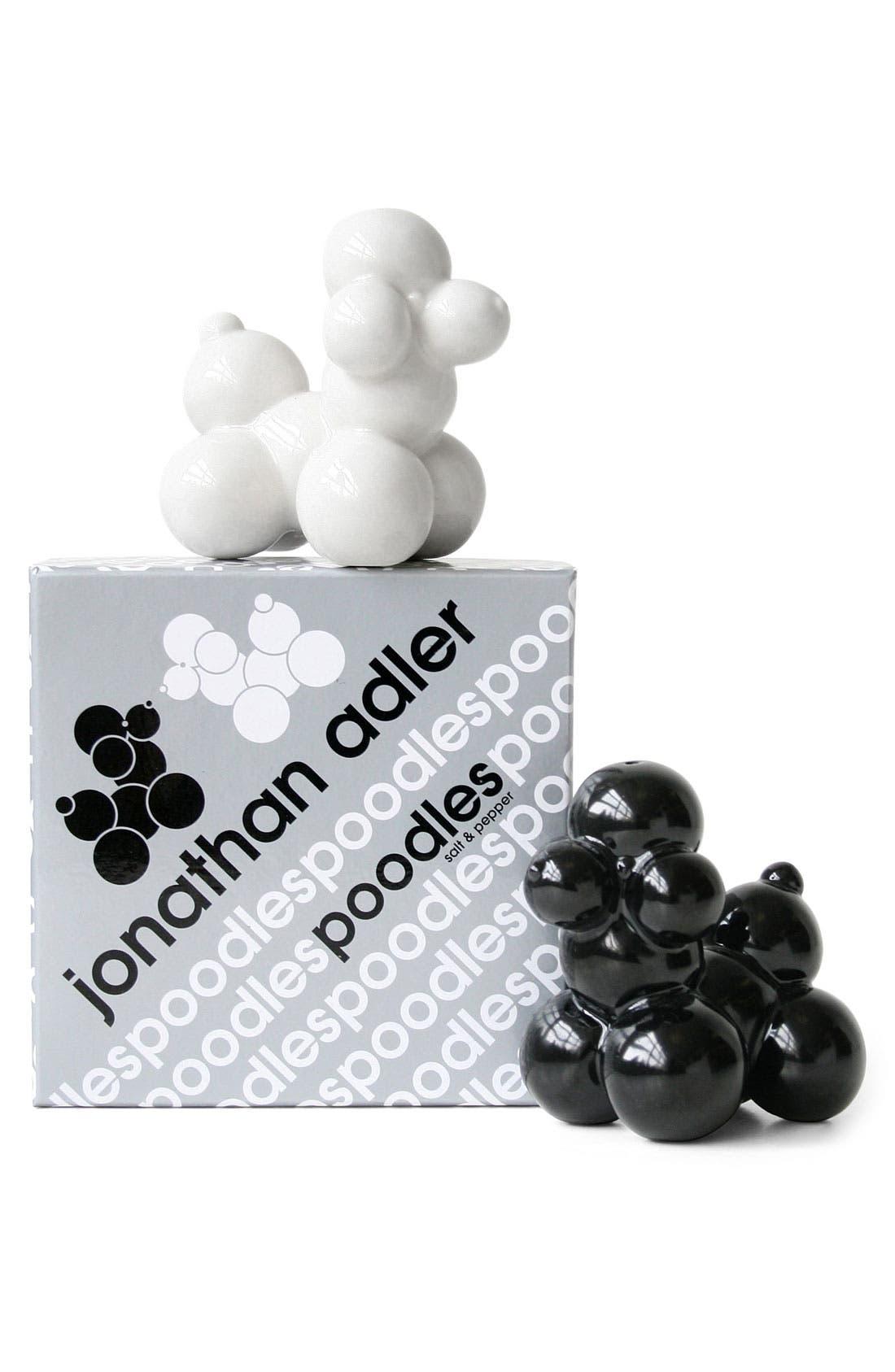 Alternate Image 1 Selected - Jonathan Adler Poodle Salt & Pepper Shakers