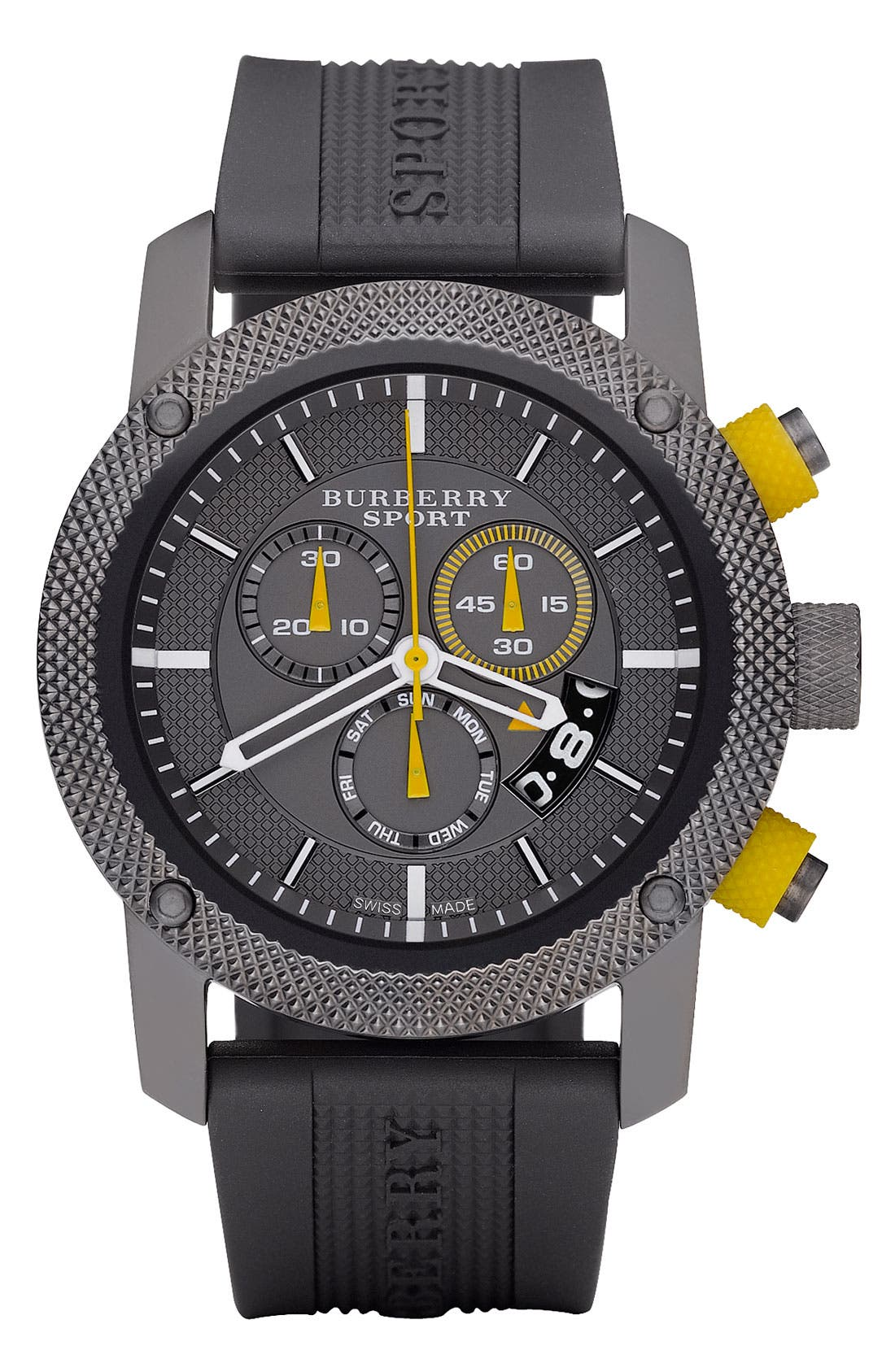 burberry sport chronograph nordstrom