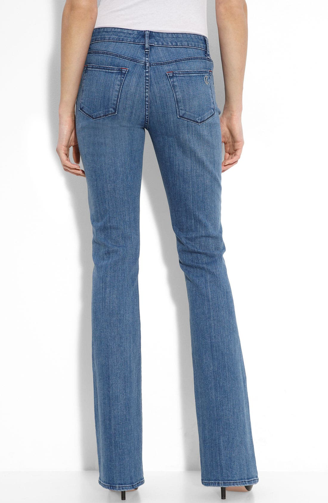 Main Image - CJ by Cookie Johnson 'Grace' Bootcut Jeans (Shaol Wash)