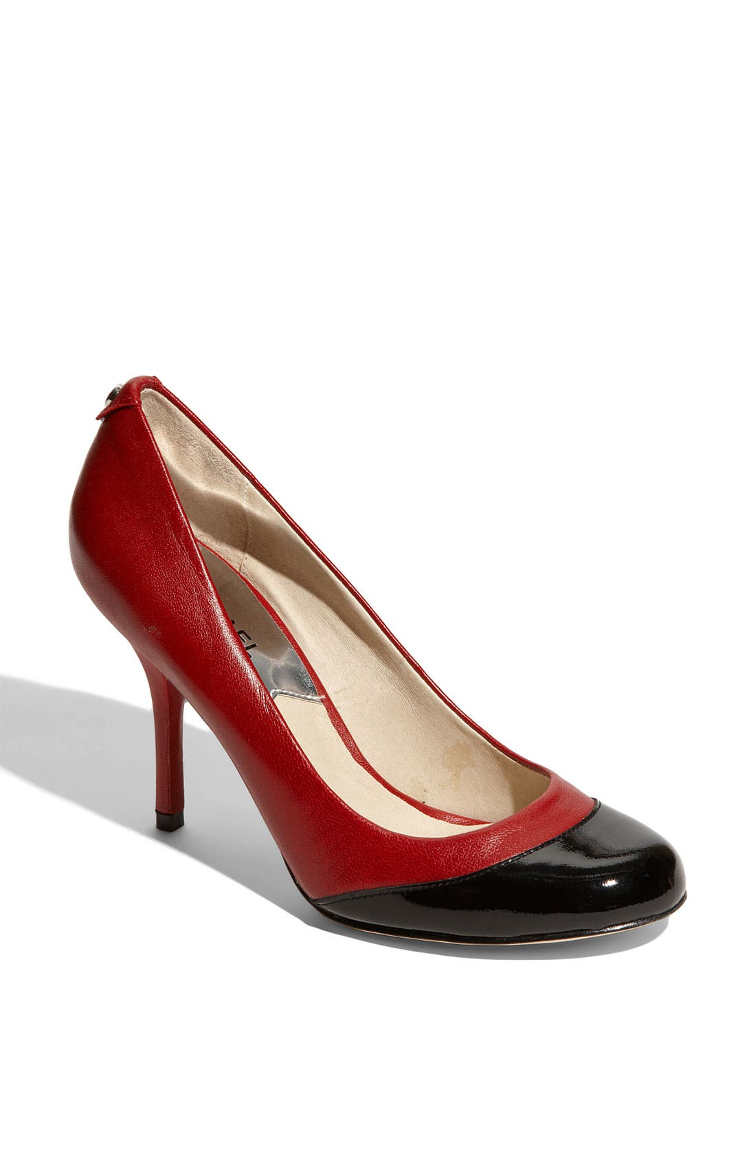Alternate Image 1 Selected - MICHAEL Michael Kors 'Pressley' Cap Toe Pump