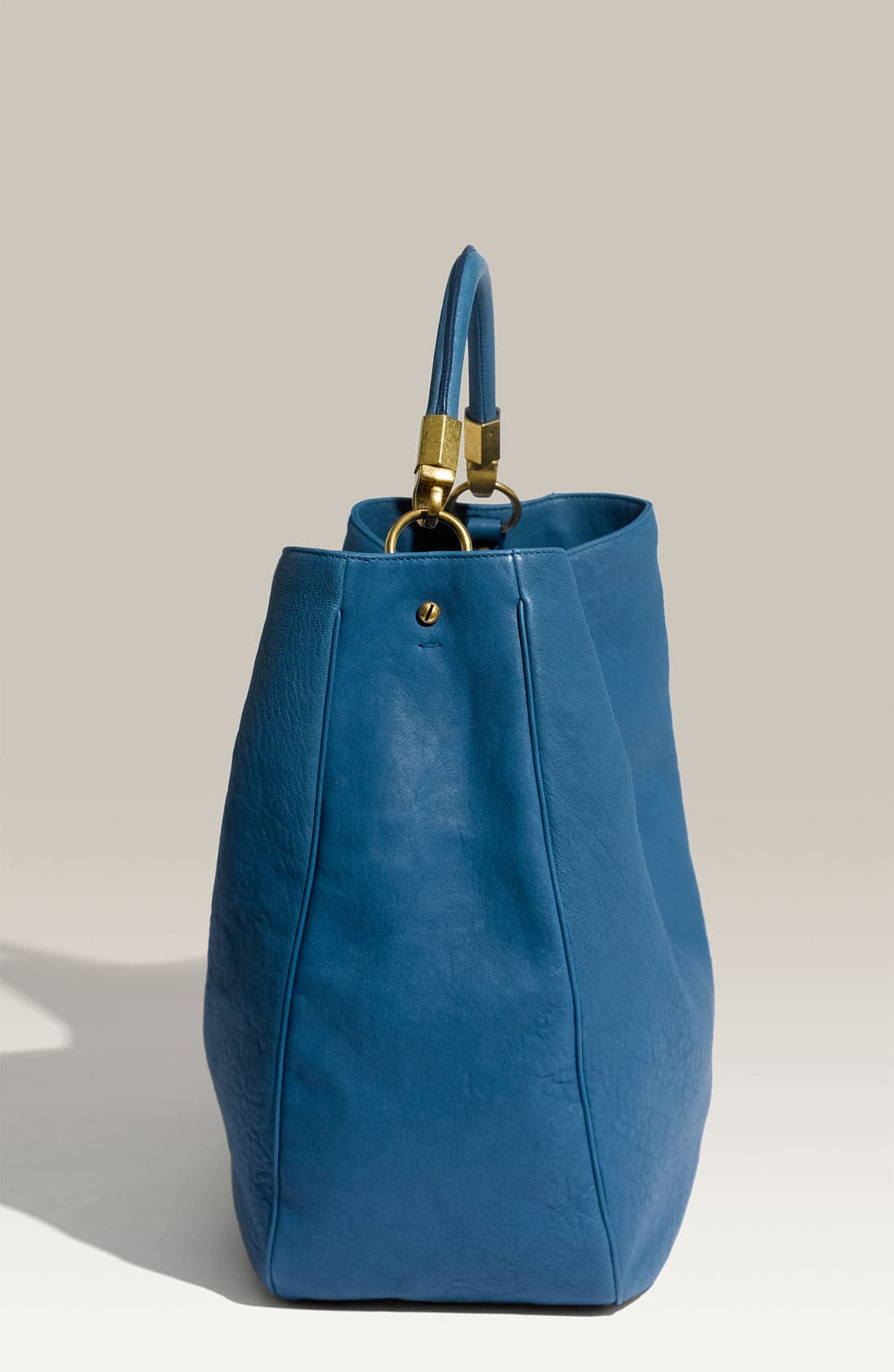 Alternate Image 2  - Yves Saint Laurent 'Roady - Large' Leather Hobo