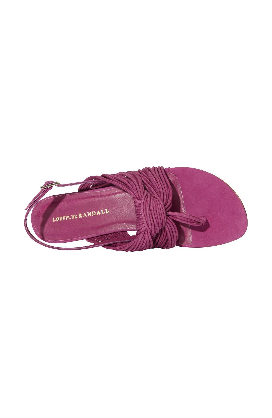 Alternate Image 3  - Loeffler Randall 'Gioia' Sandal