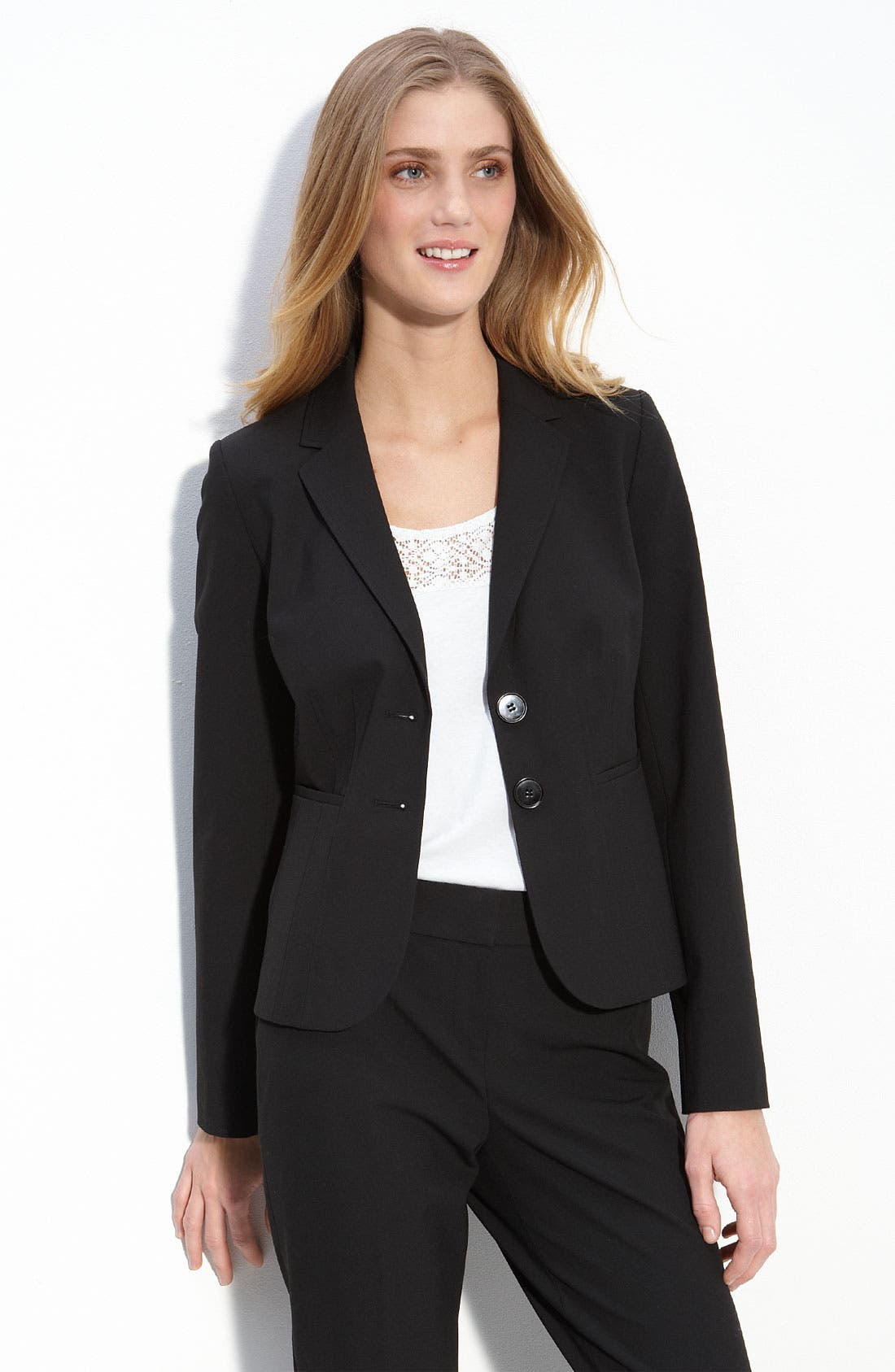 Alternate Image 1 Selected - Halogen® 'Ela' Blazer