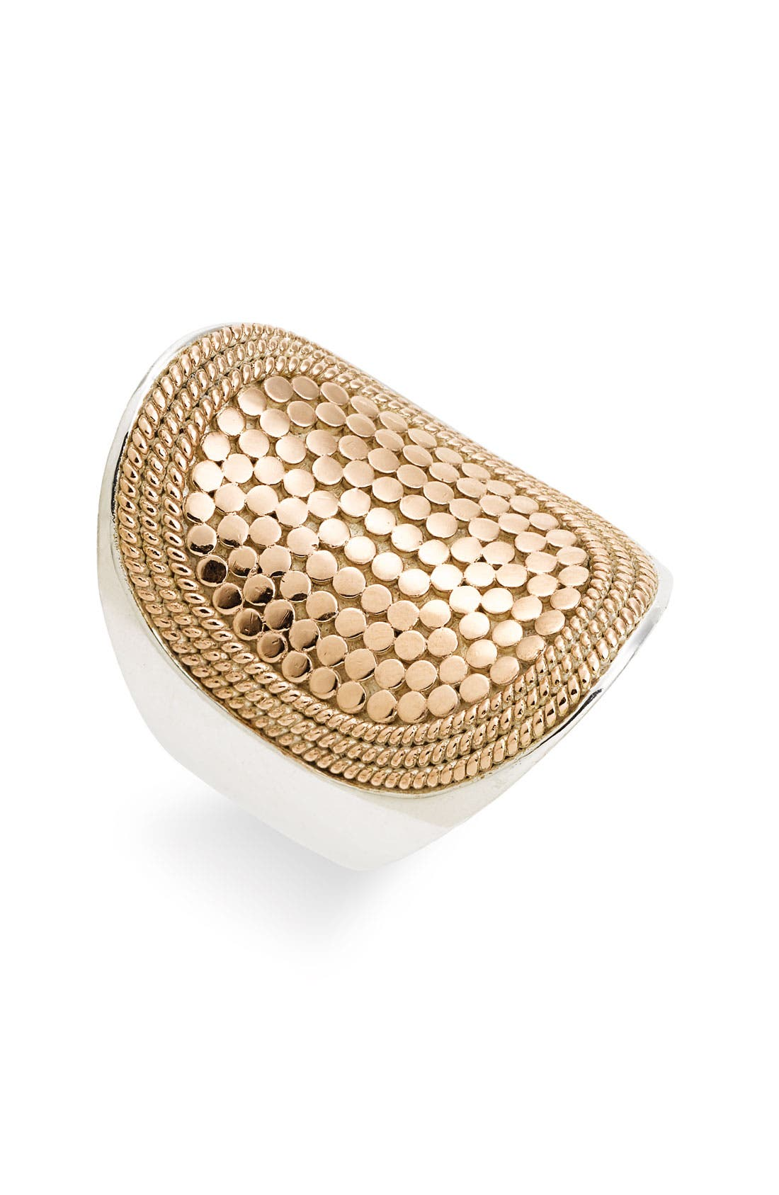 Alternate Image 1 Selected - Anna Beck 'Gili' Saddle Ring