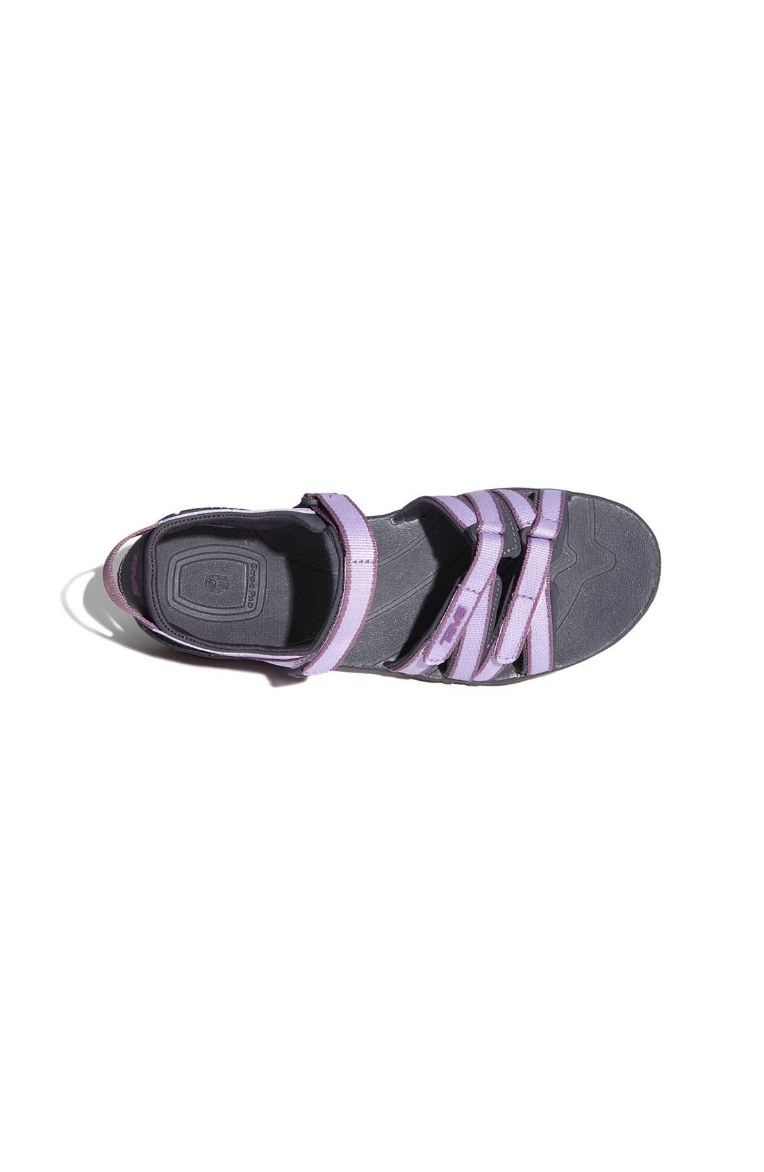 Alternate Image 3  - Teva 'Tirra' Sandal (Toddler, Little Kid & Big Kid)