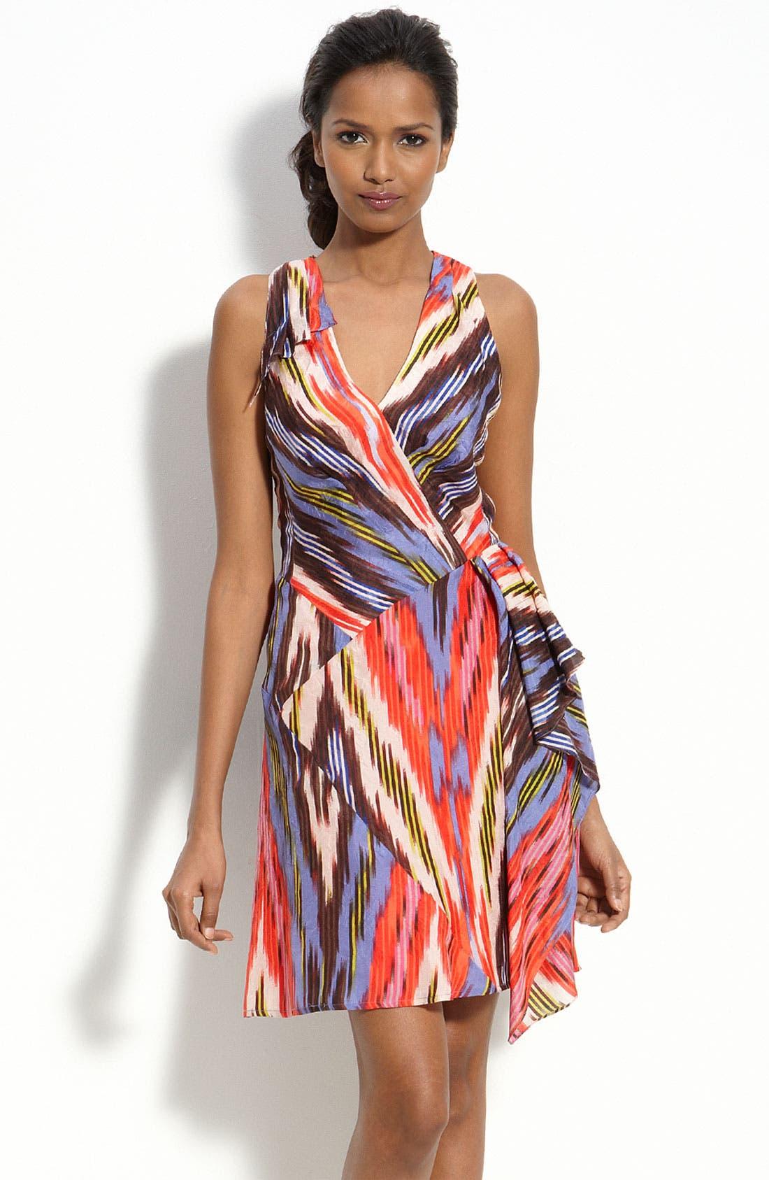 Main Image - Nanette Lepore 'Go Getter' Sleeveless Dress